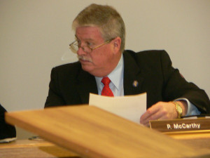 Council Member Pat McCarthy (elected)