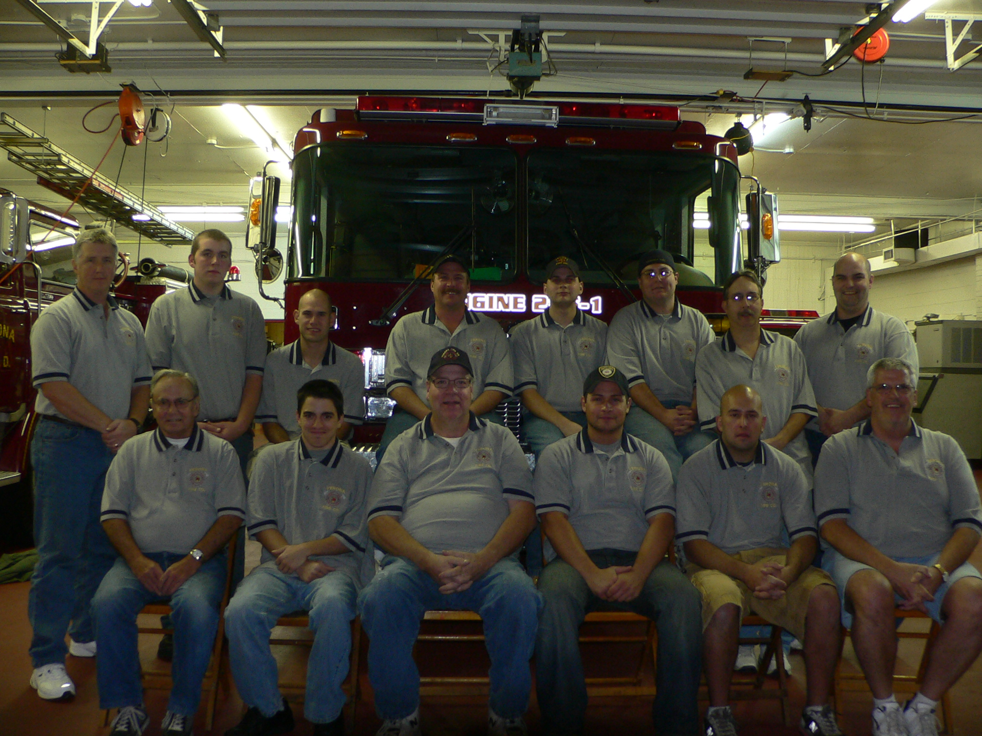 Verona PA Fire Department